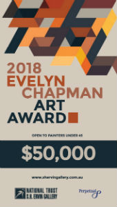 Evelyn Chapman Art Award