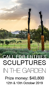 Sculptures in the Garden & Mid-Western Regional Council's Acquisition Prize